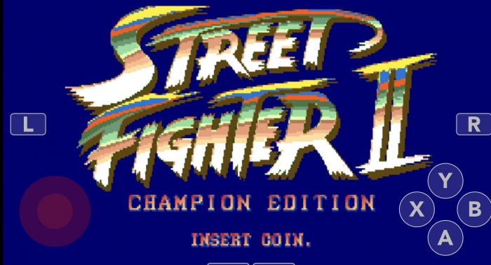 Street Fighrer II - Champion Edition