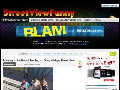 Streetviewfunny.com