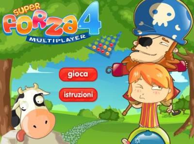Super Forza 4 Multiplayer