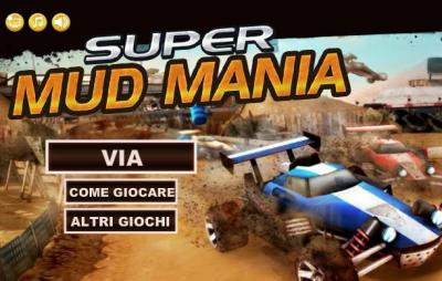 Super Mud Mania