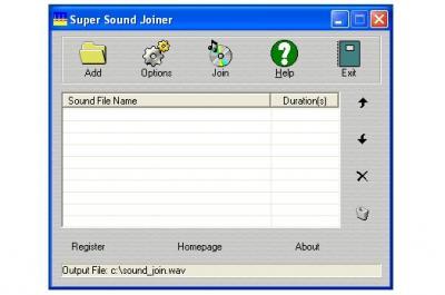 Super Sound Joiner