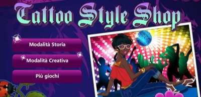 Tatoo Style Shop