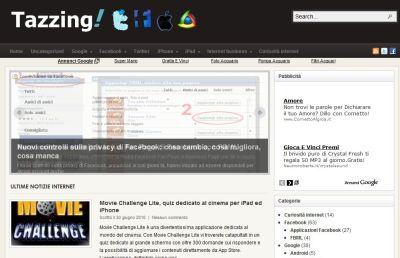 Tazzing.net