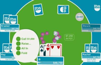 TBS Texas Hold em Poker