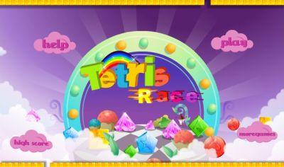 Tetris Race