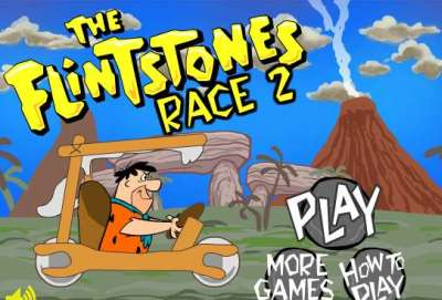 The Flintstones Race 2