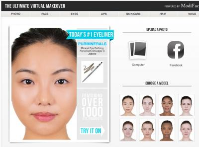 The Ultimate Virtual Makeover