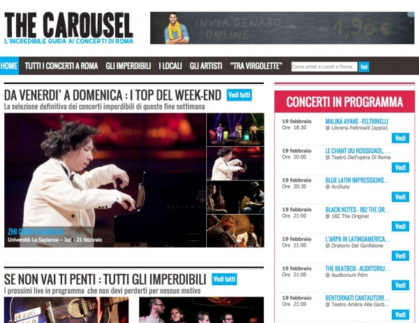Thecarousel.it