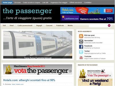 Thepassenger.info