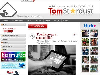 Tomstardust.com