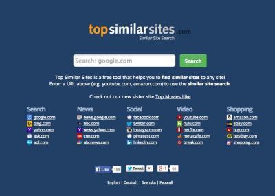 Topsimilarsites.com
