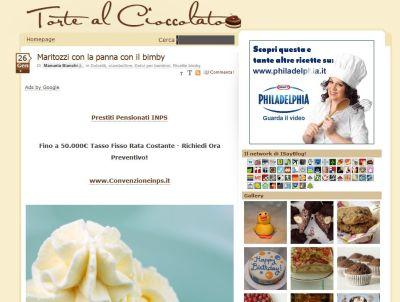 Tortealcioccolato.com