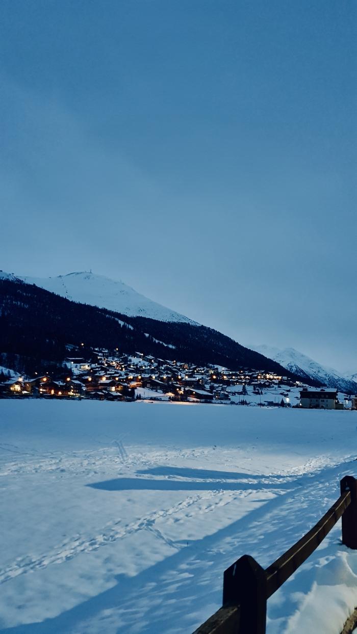Tra le nevi di Livigno