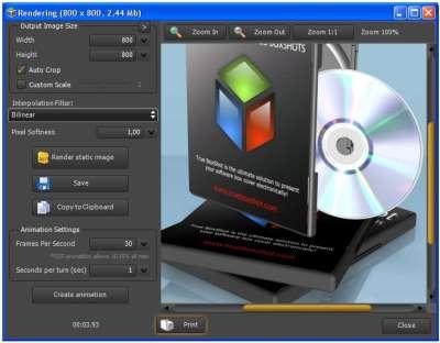 Stampa covers programmi per stampare le copertine dei cd for Programmi per rendering