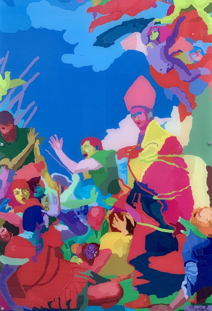 Tutti i colori del santo