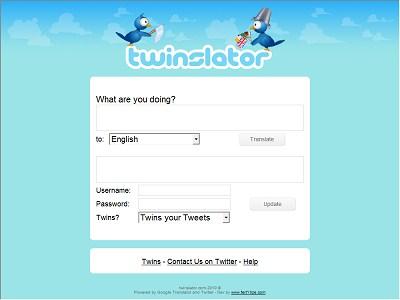 Twinslator.com