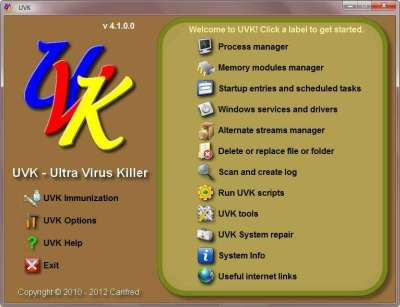 Ultra Virus Killer