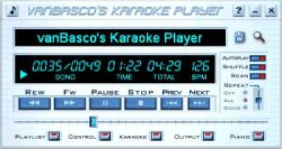 Vanbasco Karaoke