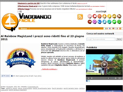 Viaggiandofacile.it