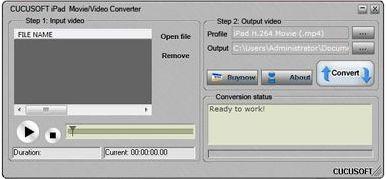Video iPad Converter
