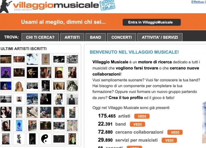 Villaggiomusicale.com