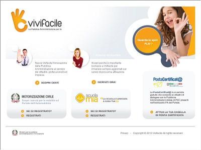 Vivifacile.gov.it