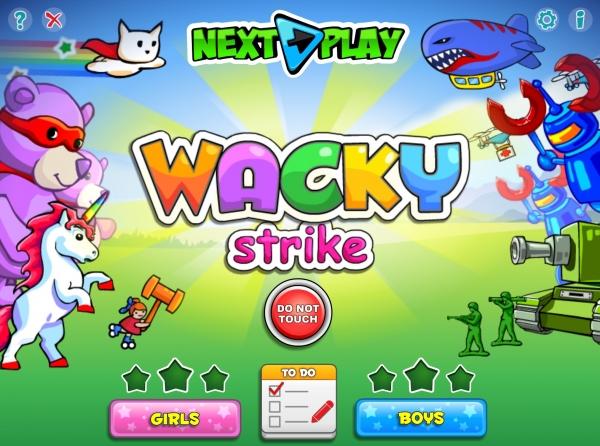 Wacky Strike
