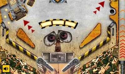 WALL E Flipper