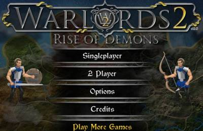 Warlords 2: Rise of Demons