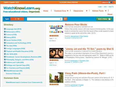 Watchknowlearn.org