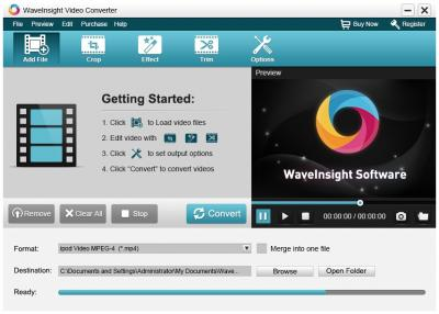 WaveInsight Total Video Converter