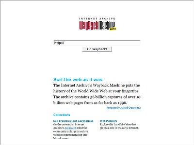 Waybackmachine.org