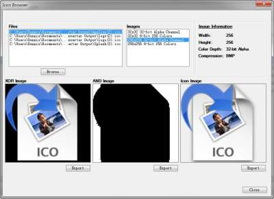 We Image to Icon Converter