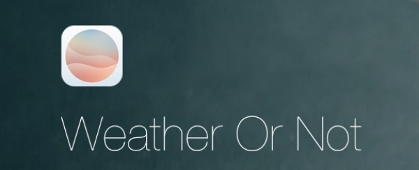 Weather Or Not