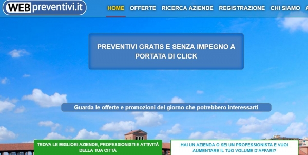 Webpreventivi.it