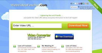 Webvideofetcher.com
