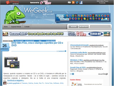 Wegeek.net