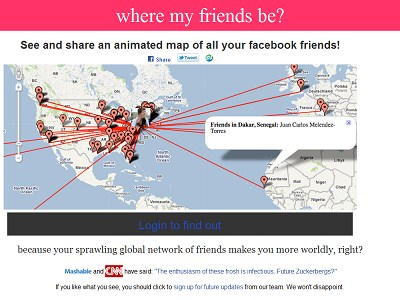 Wheremyfriends.be