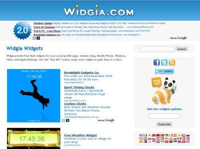 Widgia.com