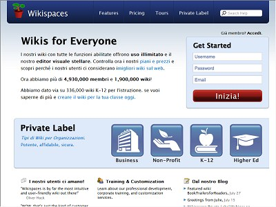 Wikispaces.com