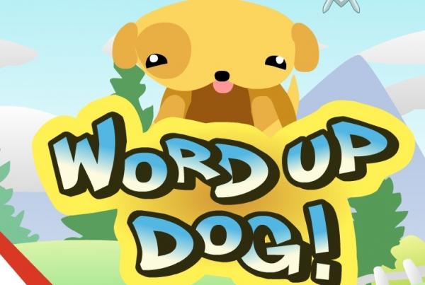 Word Up Dog