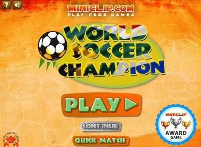 World Soccer Champion