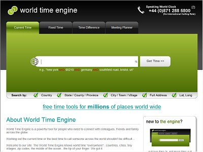 Worldtimeengine.com