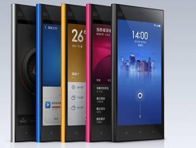 Xiaomi MIUI MI3