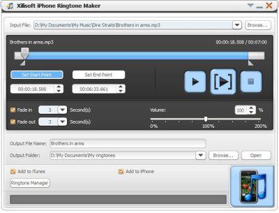 Xilisoft Suonerie iPhone Creator