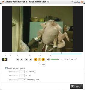 Xilisoft Video Splitter