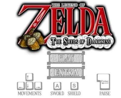 Zelda the Seeds of Darkness