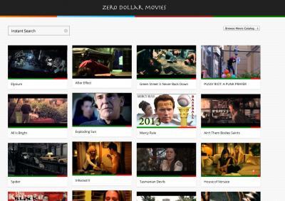 Zero Dollar Movies