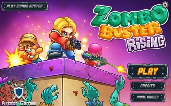 Zumbo Buster Rising