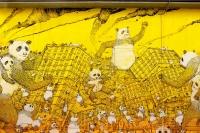 1 grande murales per la pandemia